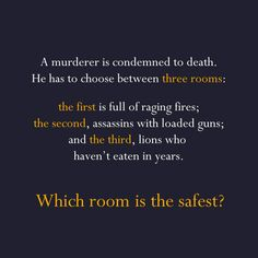 Can You Solve These Riddles Without Looking at the Answers?   22 Words