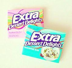 Dessert Delights gum ♡