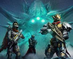 Get Destiny from GAME because the picture was to small and get it for xbox one