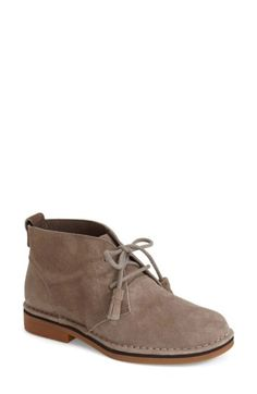 Free shipping and returns on Hush Puppies® 'Cyra Catelyn' Chukka Boot (Women) at Nordstrom.com. Modern and comfortable, this must-have chukka boot for fall features a Worry-Free Suede® protective coating from Hush Puppies. Tasseled laces and contrast stitching keep it on-trend, while a molded rubber sole provides excellent durability and traction.