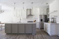 The Kitchen Remodel | FakeFoodFree.com