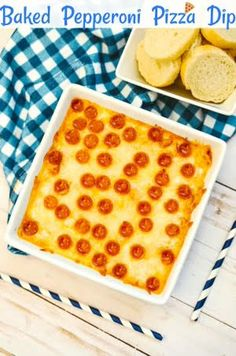 Gluten free · Serves 6 · Four ingredients is all it takes to make the most delicious hot pizza dip. This recipe has been a family favorite for so many years. Give it a try, I'm sure everyone you make this for will love it… More