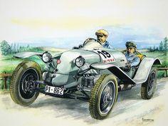 Vintage Cars / Racing