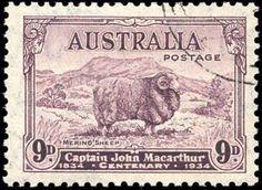 Australia, #149, F-VF, Used