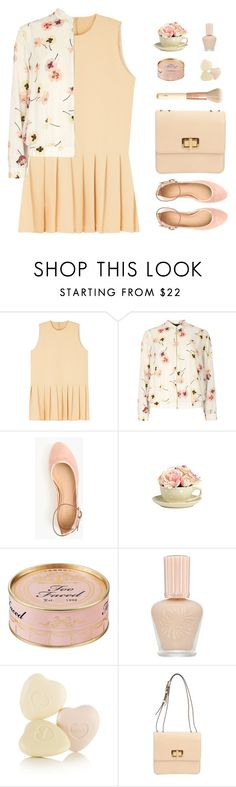 """Spring Jacket"" by sweetpastelady ❤ liked on Polyvore featuring Dorothy Perkins, J.Crew, House of Fraser, Too Faced Cosmetics, Paul & Joe, Chloé and H&M Spring Jackets, House Of Fraser, Too Faced Cosmetics, Paul Joe, My Outfit, What To Wear, J Crew, My Style, Polyvore"