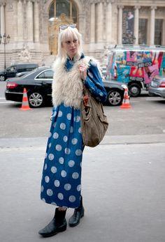Street style and fashion trends - Lelook | Paris FW  www.lelook.eu