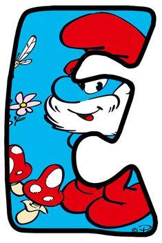 Buchstabe - Letter E Abc Cartoon, Scrapbook Letters, Disney Alphabet, Woody Woodpecker, Masha And The Bear, Abc For Kids, Bob The Builder, Homeschool, Symbols
