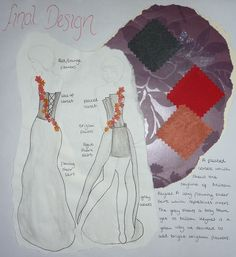 MK Young Fashion Designer of the Year 2010/11 - Final Design