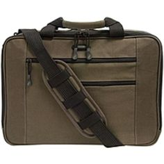Mobile Edge Eco-Friendly Carrying Case for 16 Tablet, iPad, Olive -