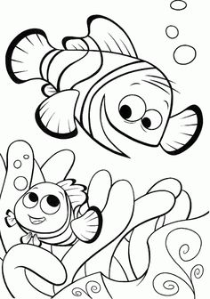 Finding Nemo Coloring Pages School from Printable Finding Nemo Coloring Pages. Here, you can find Finding Nemo coloring pictures for children, young people, and adults. Finding Nemo is an animated film from Pixar Animation Studio. Finding Nemo Coloring Pages, Fish Coloring Page, Unicorn Coloring Pages, Cartoon Coloring Pages, Disney Coloring Pages, Animal Coloring Pages, Coloring Pages To Print, Free Printable Coloring Pages, Coloring Book Pages