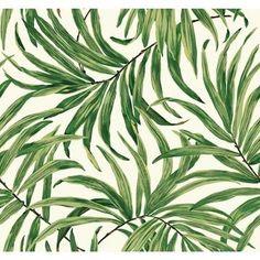 Bali Leaves tapeter från York hos Engelska Tapetmagasinet. Grön tapet. Köp fraktfritt online eller besök butiken i Göteborg.