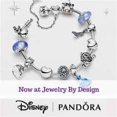 Have you seen Pandora's Disney line in our store? It brings out the smiling child in everyone!