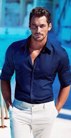 46 Awesome European Men Fashion Style To Copy is part of David gandy - Trend shifts in the world of mens clothing Traditionally, women were the main focus and target of fashion houses around […] David Gandy Style, David James Gandy, David Gandy Suit, Business Casual Herren, Smart Casual, Men Casual, Casual Blazer, Casual Wear, Mode Man