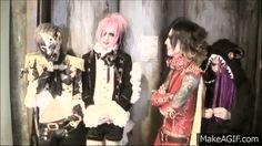Tsukoi <3  Tsuzuku, Koichi, Meto, MiA, Mejibray, Jrock, Visual Kei more like Visual Gay