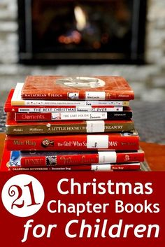 """""""I set out this year to find Christmas chapter books at a variety of reading levels that could become new holiday classics in our home. Christmas Story Books, Christmas Math, Childrens Christmas, Christmas Activities, Childrens Books, Christmas Stories For Children, Xmas, Kid Books, Preschool Christmas"""