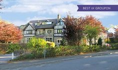 Dinner B&B for 2 at the Alison Park Hotel, Buxton from £65 per night | Peak District offer