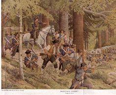 The Battle of Oriskany By E.N. Clark