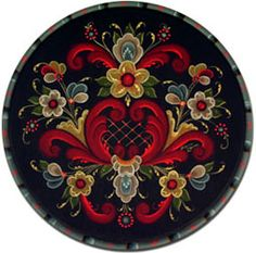 plate by  Diane Olson