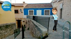 Barrio de Les Roques en Denia (Spain)