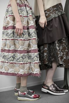 Backstage at Antonio Marras Spring 2016-Wmag - Martina Ferrara