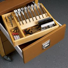 woodworking organization projects