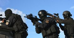 brazilian special force (POLICE)