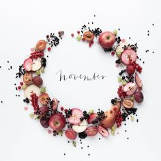 Hello November When I first met my husband, his mother used to make a compote poetically named splodge. It was used to dress porridge or… November Images, November Quotes, Welcome November, Happy November, October Baby, Hello October, November Month, New Month, Days And Months
