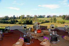 Rustic Wedding Decor Ideas – Moonlight Fields: Central Kentucky's Premier Wedding Farm
