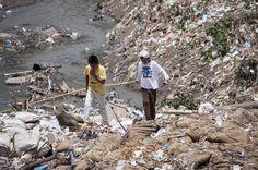 3.4 millones de personas mueren cada año por agua contaminada