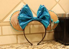 Pocahontas minnie ears