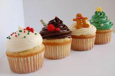 La tienda de quequitos WeLove Cupcakes, formada por dos jóvenes emprendedoras, ha diseñado una exclusiva línea pensada para las fiestas navideñas. De nueve