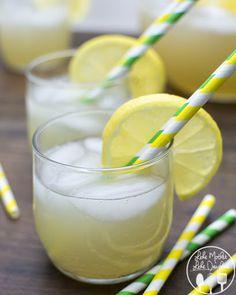 Sparkling Lemonade Recipe on Yummly. @yummly #recipe