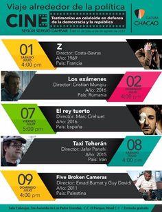 Ciclo de Cine alrededor de la Política presenta Cultura Chacao en la Sala Cabrujas http://crestametalica.com/ciclo-de-cine-alrededor-de-la-politica-presenta-cultura-chacao-en-la-sala-cabrujas/ vía @crestametalica