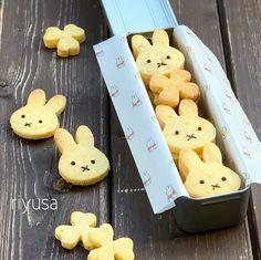 Easter Recipes, Baby Food Recipes, Cookie Recipes, Dessert Recipes, Kawaii Cooking, Cute Baking, Kawaii Dessert, Asian Desserts, Japanese Sweets