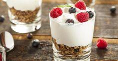 Recette de Trifle aux fruits rouges, avoine et fromage blanc 0%. Facile et rapide à réaliser, goûteuse et diététique.