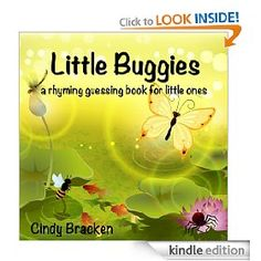 Free Kindle book for kids today! A fun rhyming book for young children.