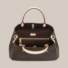 Montaigne MM - Louis Vuitton - LOUISVUITTON.COM