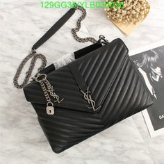 Ysl Crossbody Bag, Ysl Bag, Chanel Boy Bag, Saint Laurent Purse, Yves Saint Laurent, College Bags, Louis Vuitton Handbags, Women's Handbags, Cute Bags
