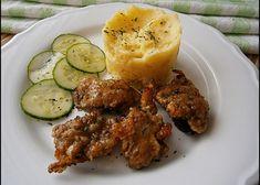 Kuřecí játra smažená v sýrovém těstíčku Tandoori Chicken, Mashed Potatoes, Beef, Ethnic Recipes, Cooking, Whipped Potatoes, Meat, Smash Potatoes