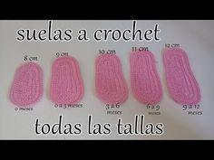 zapatitos tejidos a crochet para bebé con perlas - Смотреть видео бесплатно онлайн Crochet Sole, Easy Crochet Hat, Crochet Slipper Pattern, Crochet Baby Booties, Crochet Slippers, Crochet Blanket Patterns, Crochet Stitches, Crochet Fairy, Baby Slippers