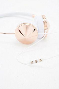Eleganckie słuchawki
