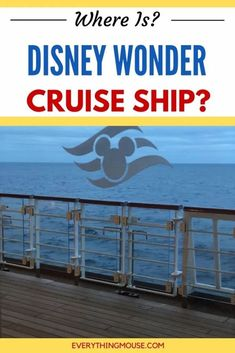 Found out exactly where is the Disney Wonder. Find out the exact location of all the Disney Cruise ships with this simple way. Disney Cruise Alaska, Disney Dream Cruise Ship, Disney Wonder Cruise, Disney Fantasy Cruise, Disney Ships, Disney Cruise Line, Disney Secrets In Movies, Disney World Secrets, Disney World Tips And Tricks