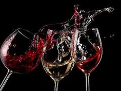 Wine Glass Splash Photography | Home, Furniture & DIY > Cookware, Dining & Bar > Other Cookware ...