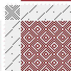 draft image: Page 166, Figure 1, Orimono soshiki hen [Textile System], Yoshida, Kiju, 14S, 14T
