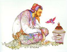 Персидская живопись, Постер 21070