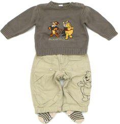 We love Winnie the Pooh! Deshalb gibt es diese Woche eine Disney #KombiDerWoche für kleine Jungs :)