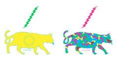 BNN international - design, culture & computer books -: NEON ADDICT The Fluorescent Color Book