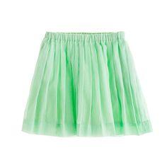 Girls' Pull-On Pleated Skirt $29.99