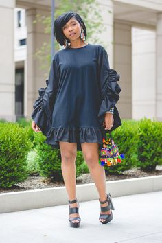 Best Outfit Styles For Women - Fashion Trends African Print Dresses, African Print Fashion, African Fashion Dresses, African Dress, Fashion Outfits, Workwear Fashion, Fashion Blogs, Girl Fashion, Cute Dresses