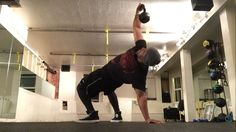 Kettlebell Extension Transition